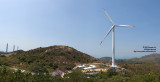 Panorama of Lamma Winds