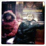 Girl, 1 Train