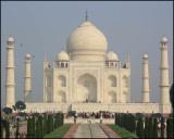 Fort Agra and Taj Mahal