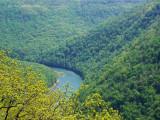 Coopers Rock, West Virginia.