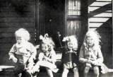 Frank, Irene, Ciss & Dot 1925