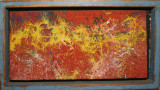 Firecracker Painting #1 by Charles E. Smith