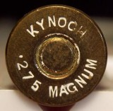 .275 Flanged Magnum by Kynoch Headstamp
