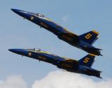 US NAVY BLUE ANGELS at Charlotte Co. Airshow Punta Gorda Fl.