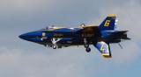 USN Blue Angels  at Charlotte Co. Airshow Punta Gorda Fl.