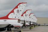 FL Airshow ,T-Birds Business End