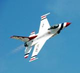 Maj.Samantha Weeks Thunderbird Pilot