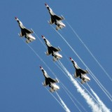 card-formation.--Charlotte Co. AirShow