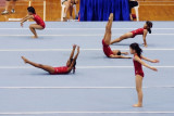 Prime Gymnastics Invitation 2009