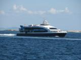 New Fast Ferry 'Espalmador Jet'
