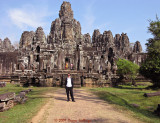 Sethi modelling at the  Bayon