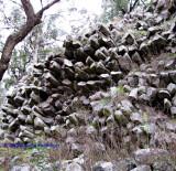 We saw Igneous Rocks