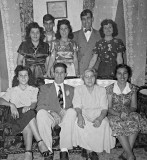 DeFeudis (my Father's) Family in 1950