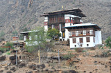 Country House in Bhutan