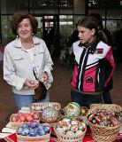 Easter Eggs at the Folk Fair