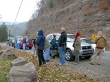 Birding at Hinton WV - November 10, 2007