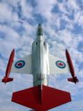 Lockheed (Canadair) CF-104 Starfighter