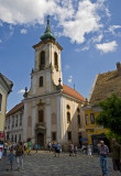 Szentendre Town Square