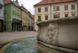 Bratislava Fountain