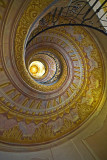 Spiral Staircase in Melk