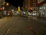 Evening in Linz