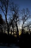 sunrise January 1, 2009