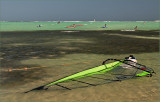 windsurf down