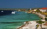 Bonaire shoreline