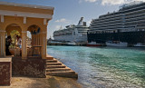 cruise ships bonaire