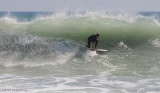 Juno Beach Pier, Florida Surfing