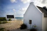 two slave huts