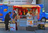 Hotdog Vendor