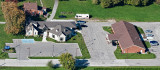 Smith Funeral Home Aerial