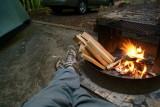 Overnight camping 5/21/10