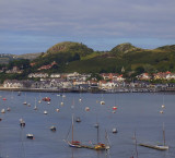 Deganwy Castle.