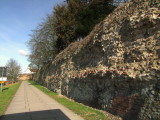 Colchester's  Town  Wall.