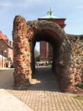The  Balkerne  Gate.