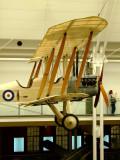Royal  Aircraft  Factory BE2-C