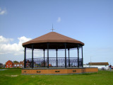 The  Deal  Memorial  Bandstand.