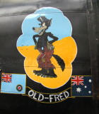 Old  Fred, Formerly of Sqn.467, (RAAF)