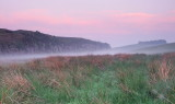 Early  morning  on  Steel  Rigg.