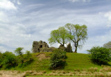 Pendragon  Castle , reputedly  founded  by  King  Arthur's  father .