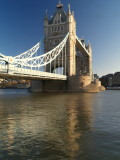 Tower Bridge;the southern approach.