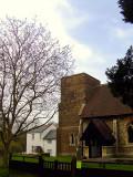 St.Mary's church,Stapleford Abbotts.