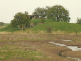 Outpost,by Coalhouse Fort.