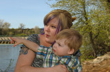 Mom and Gabe 4