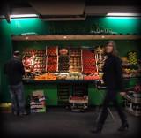fruits dans le métro