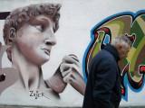 David y señor cabizbajo