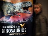 ...entre dinosaurios