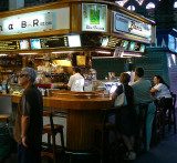 cafeteria Blanca